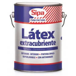 LATEX EXTRACUBRIENTE GALON BLANCO