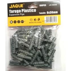 TARUGO PLASTICO 6X30MM