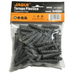 TARUGO PLASTICO 8X40MM