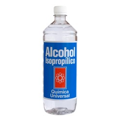 ALCOHOL ISOPROPILICO 1LT