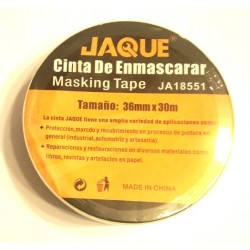 CINTA MASKING TAPE 36MM X 30MT