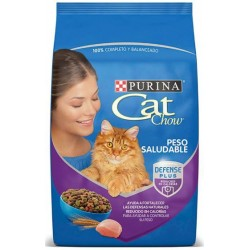 CAT CHOW PESO SALUDABLE 8K