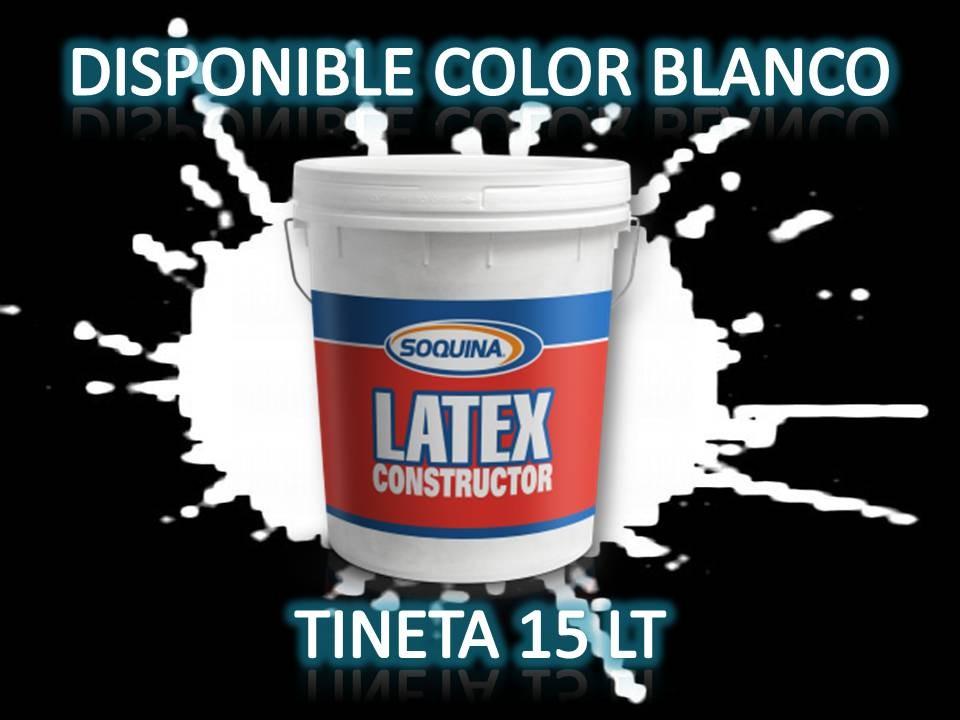 LATEX CONSTRUCTOR TINETA 15LT