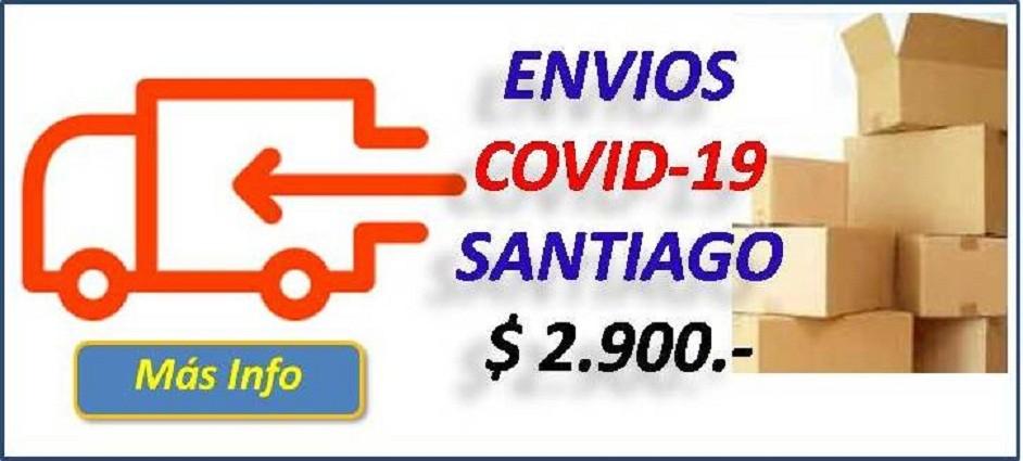 ENVIO COVID-19 SANTIAGO
