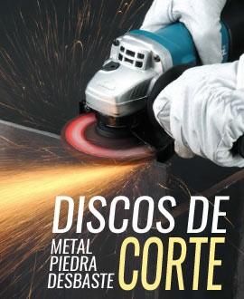 DISCOS DE CORTE